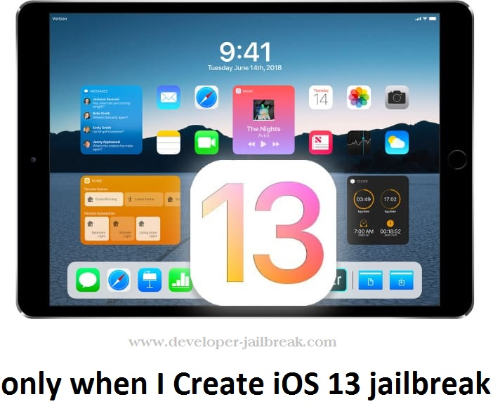 iOS 13 jailbreak Download