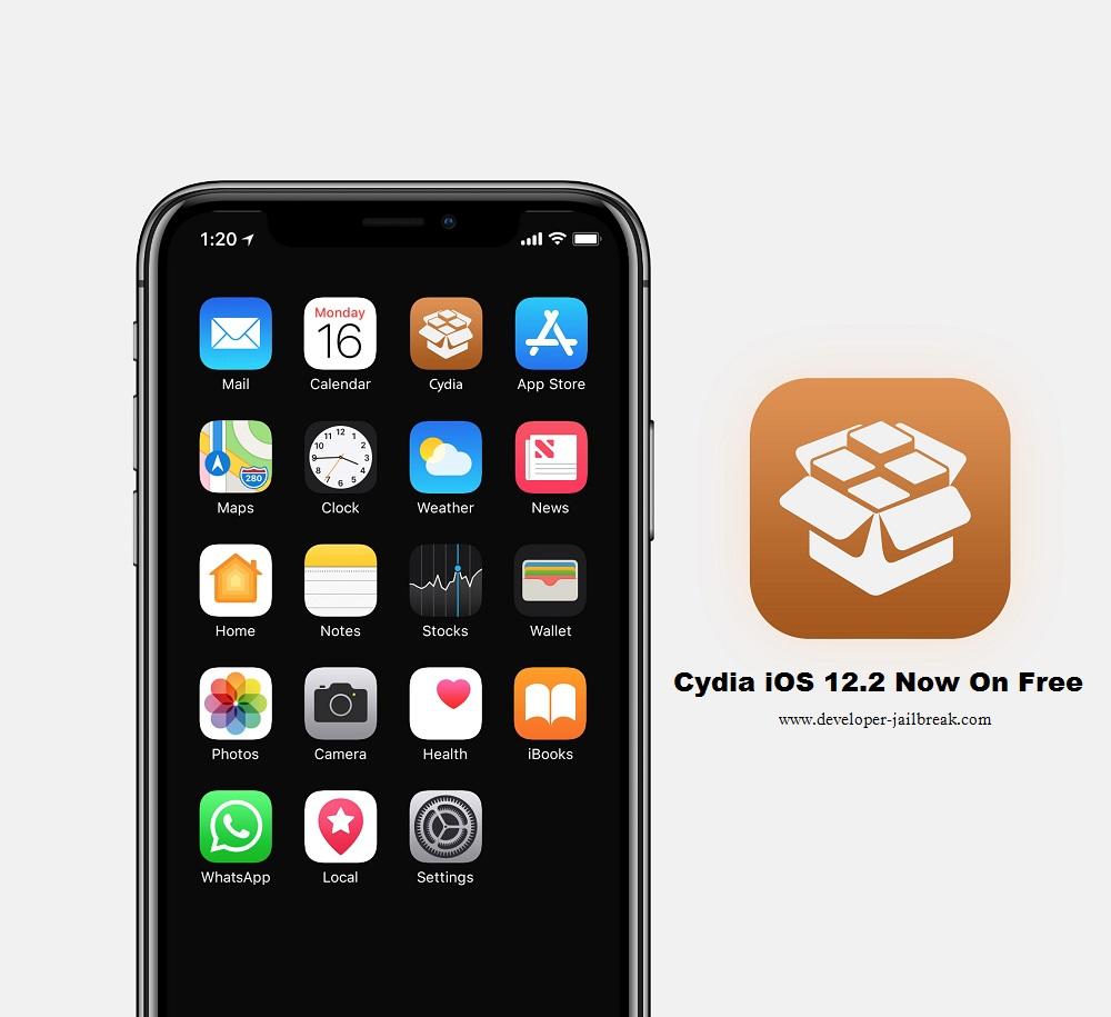 Cydia iOS 12.3.2