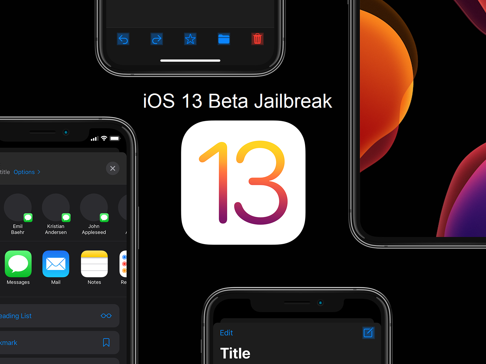 h3lix Jailbreak Archives - jailbreak iOS 13