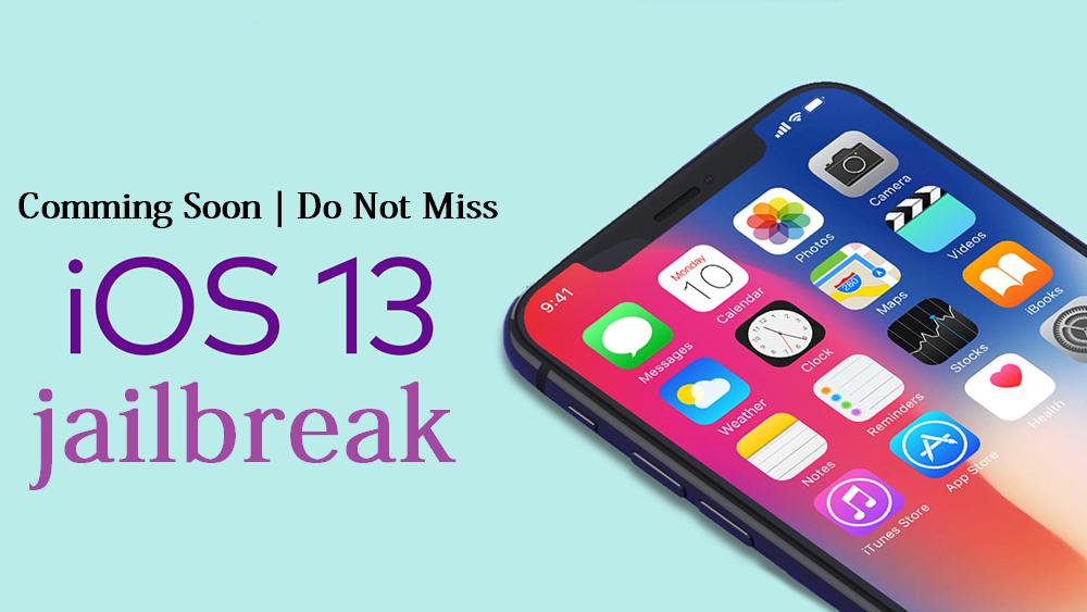 Underway To Jailbreak iOS 13 | Download Links For iPhone XS