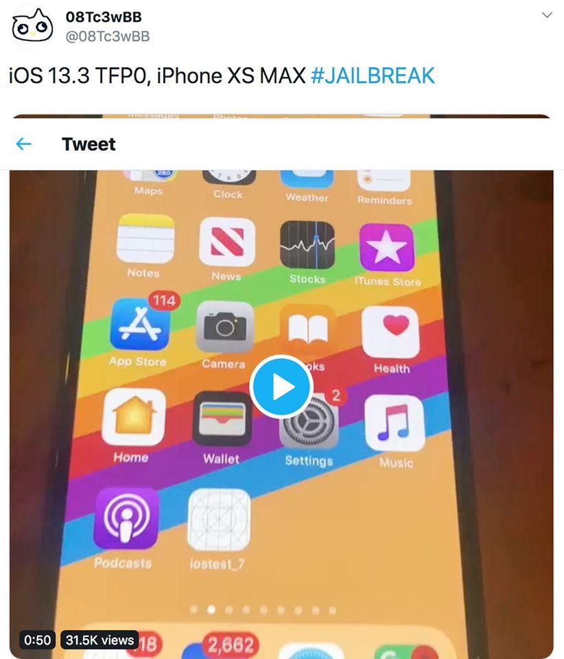 TFP0 Kernel Exploit jailbreak