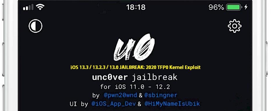 2020 TFP0 Kernel Exploit