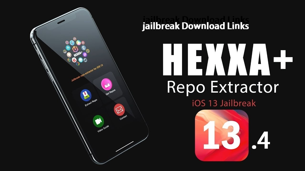 Hexxa Plus jailbreak For iOS 13.4