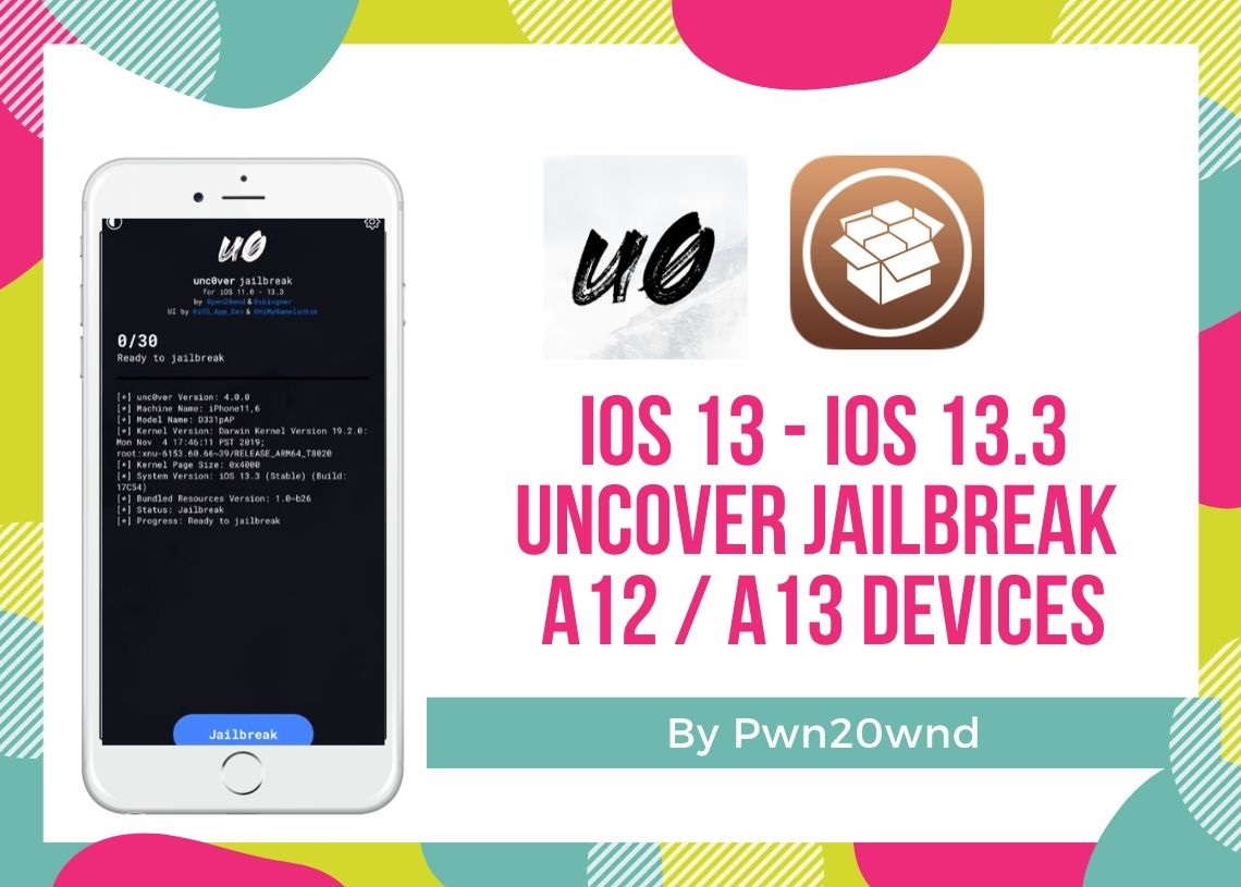 DOWNLOAD UNC0VER JAILBREAK IPA