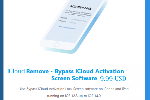 Bypass [Untethered] Windows 10 iPhone Activation Unlock Tool.